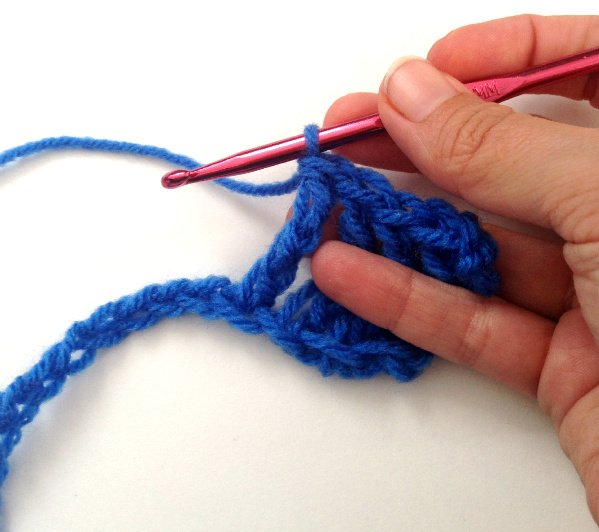 How to Maintain Tension When Crocheting Tall Stitches