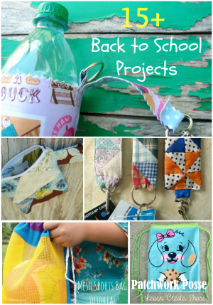 back to school projects there are over 15 that you can make yourself! Great ideas!