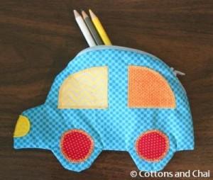 car pouch