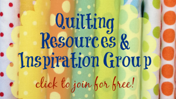 quilting resource group