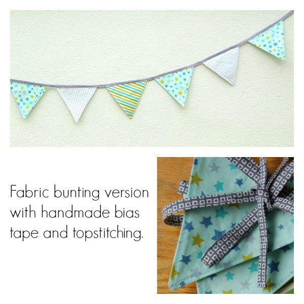 fabricbunting