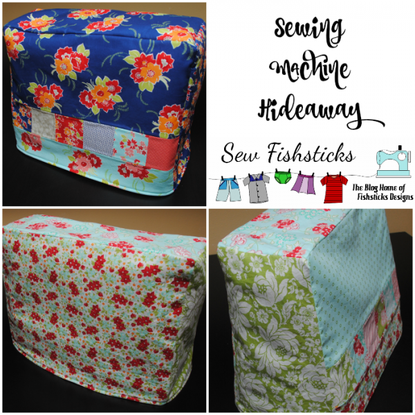 sewing machine hideaway pattern