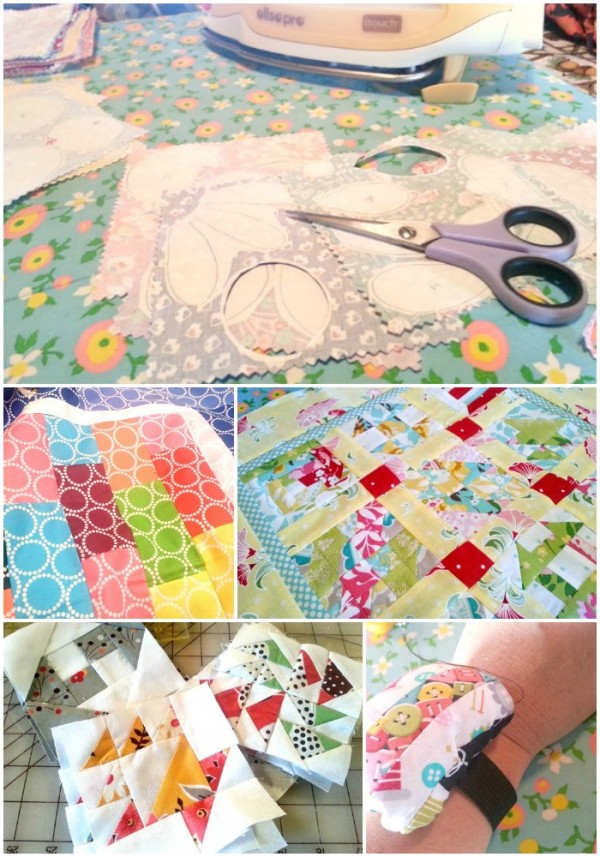 sewing retreat projects