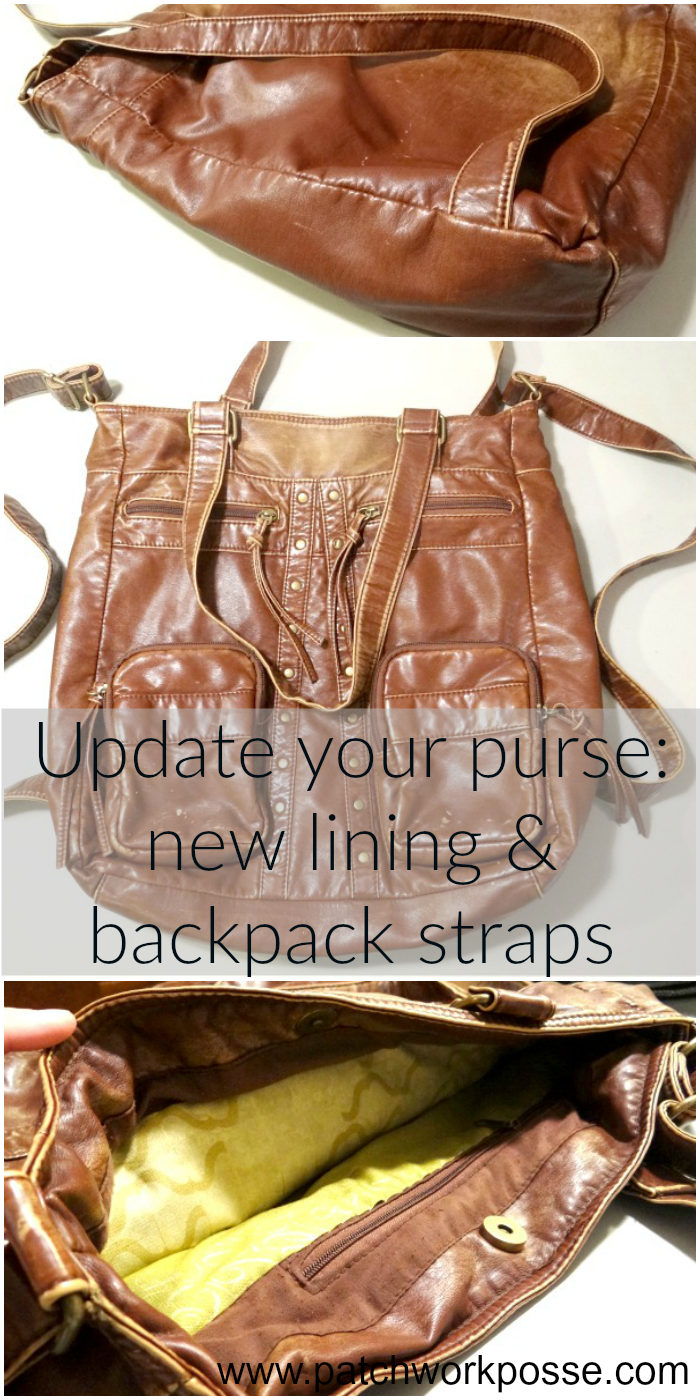 update your purse tutorial