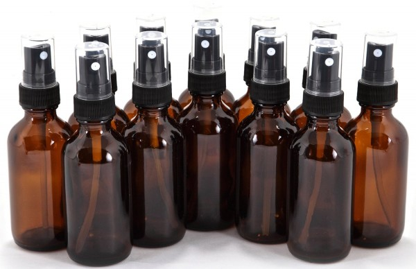 essential oil spray bottles