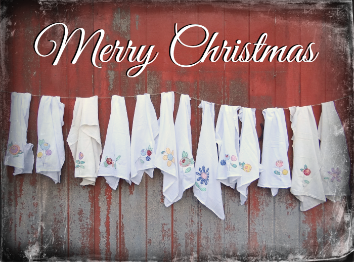 Merry Christmas from Patchwork Posse 2015