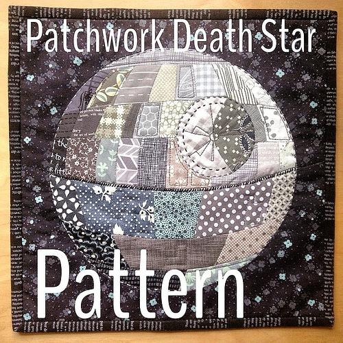 death star quilt pattern