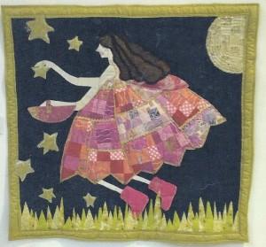 fairy magic quilt