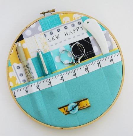 embroidery hoop storage