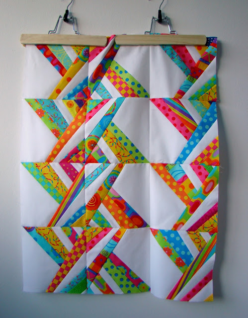 hang your quilt top
