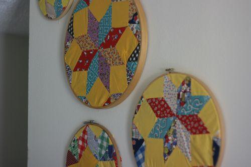 hoop quilts