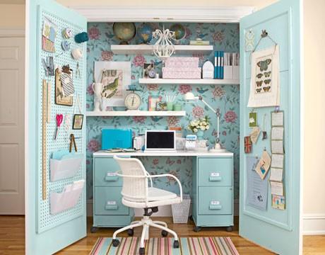 in a desk