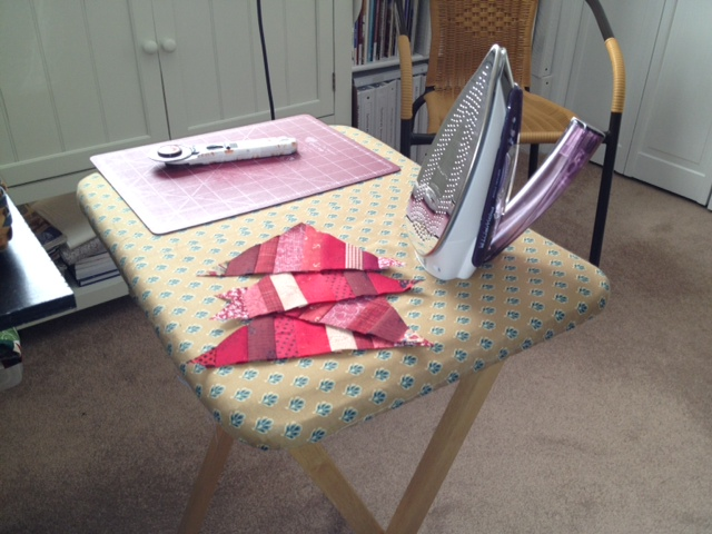 ironing board stations
