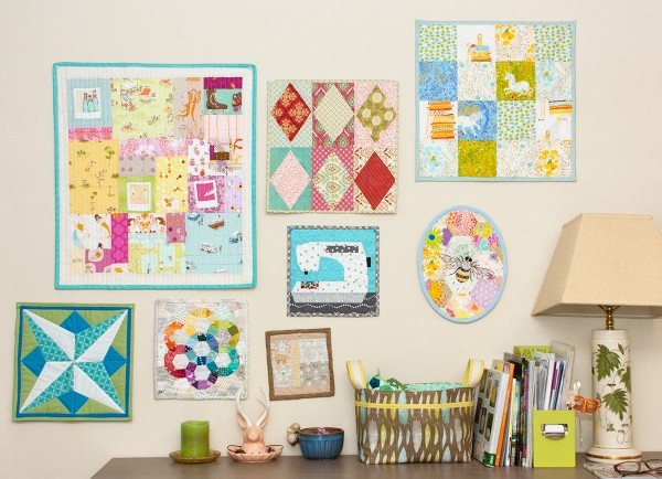 Quilting Room Wall Decor : Sewing room wall decor