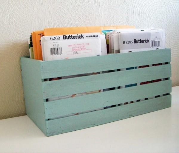pattern crate