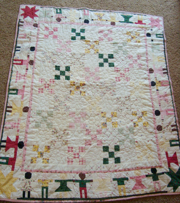 first quilt people 1