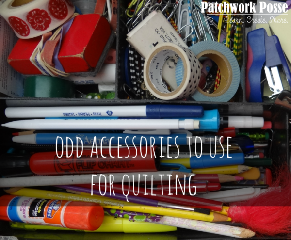 quilting accessories even the odd ones
