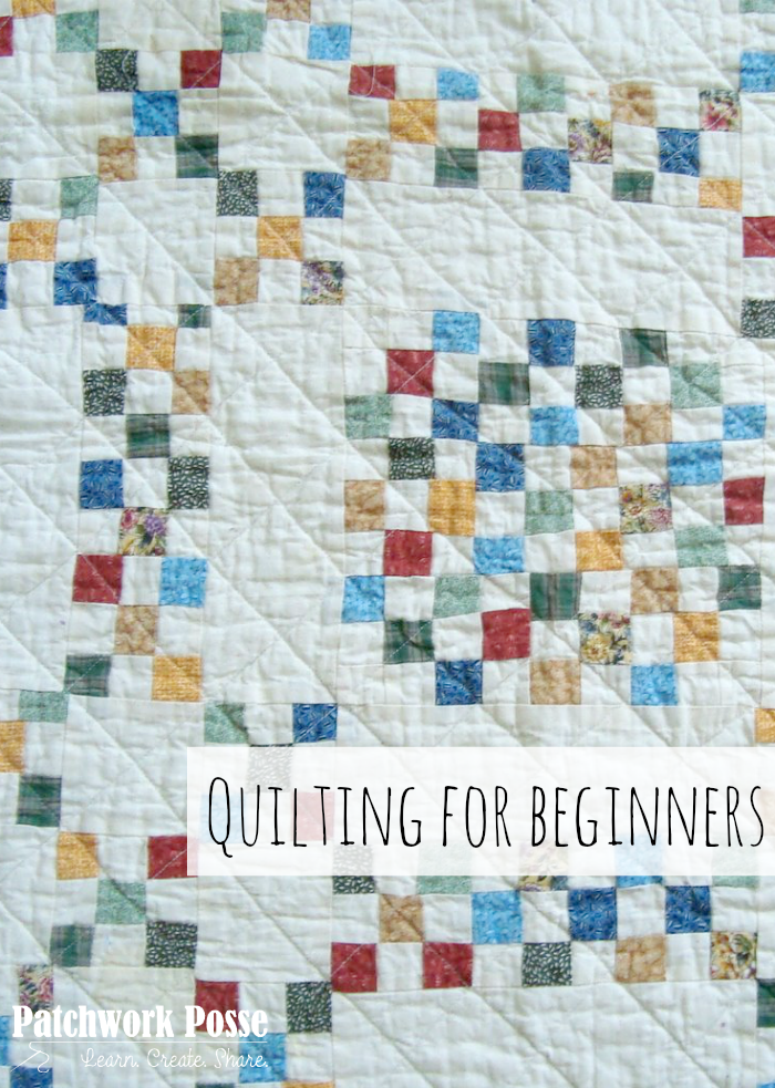 quilting for beginners where to start