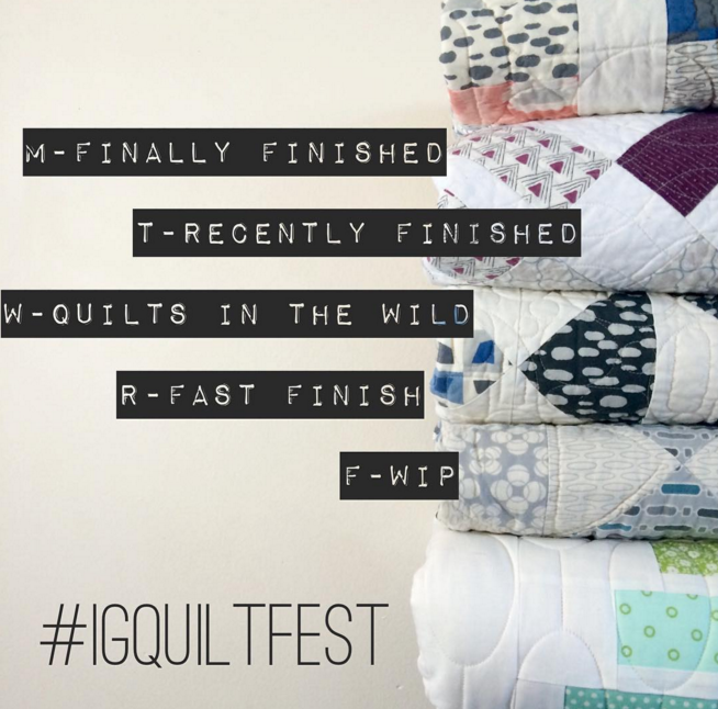 amyscreativeside bloggers quilt fest - follow along on instagram and win prizes when you participate.