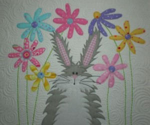 Easter Bunny Sewing Project