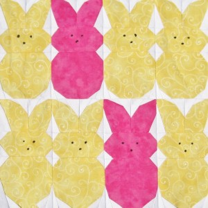 Peep Easter Sewing Project