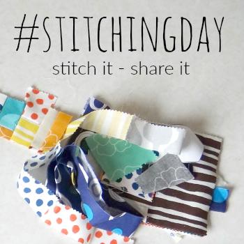 stitching day 350