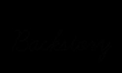 the backstory logo