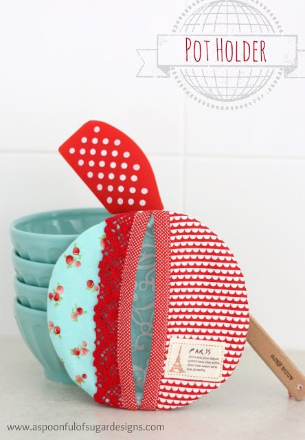 How+to+Make+a+Pot+Holder
