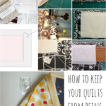 keep your quilts from being stolen - learn 3 tricks to help keep your quilts safe.