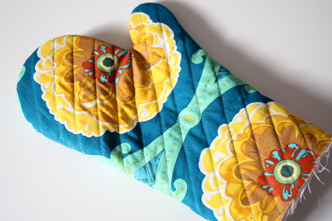 oven mitt tutorial