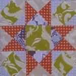 center quilt block