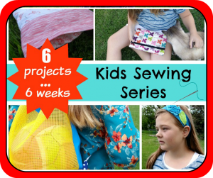 kids sewing projects1red