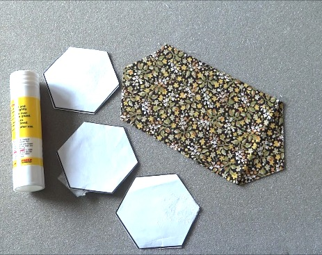 Elongated hexagon tutorial.  Great for making your own shape. Video to help you do it right!