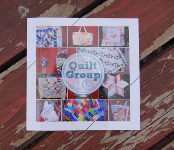 learn how to make a journal for your sewing projects!