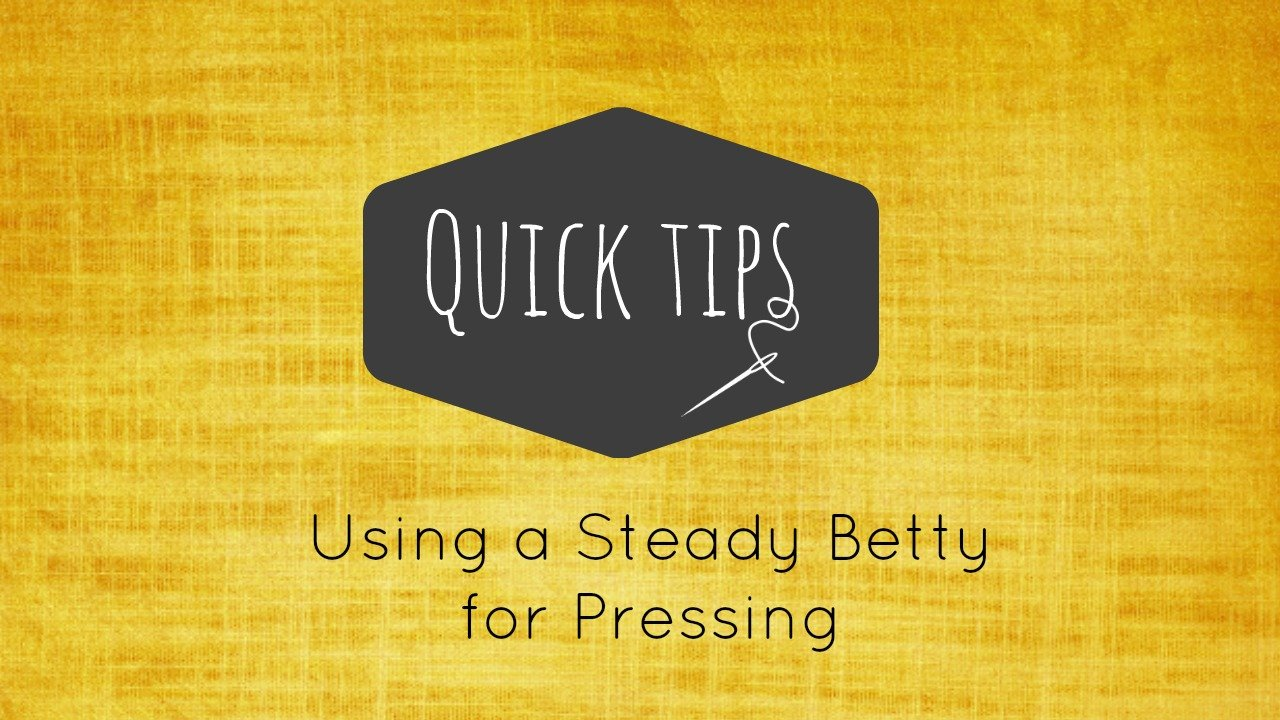 Ironing with the Steady Betty – Video