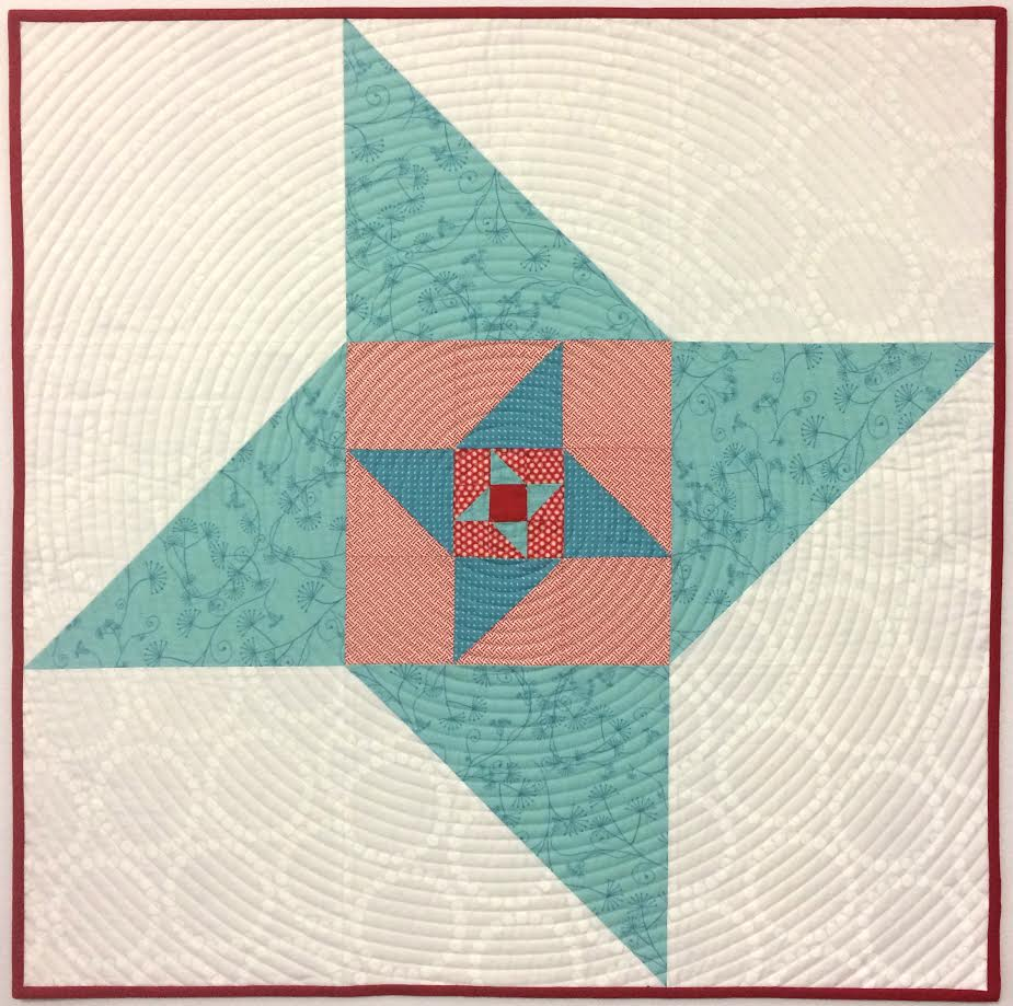 Guest Designer Interview- Christa of Christa Quilts