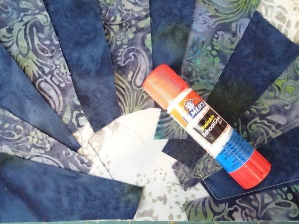 glue-tack-the-fabric-down