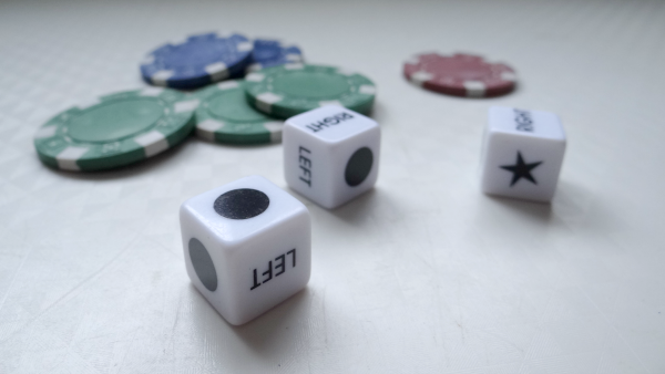 The Quilters Dice Game