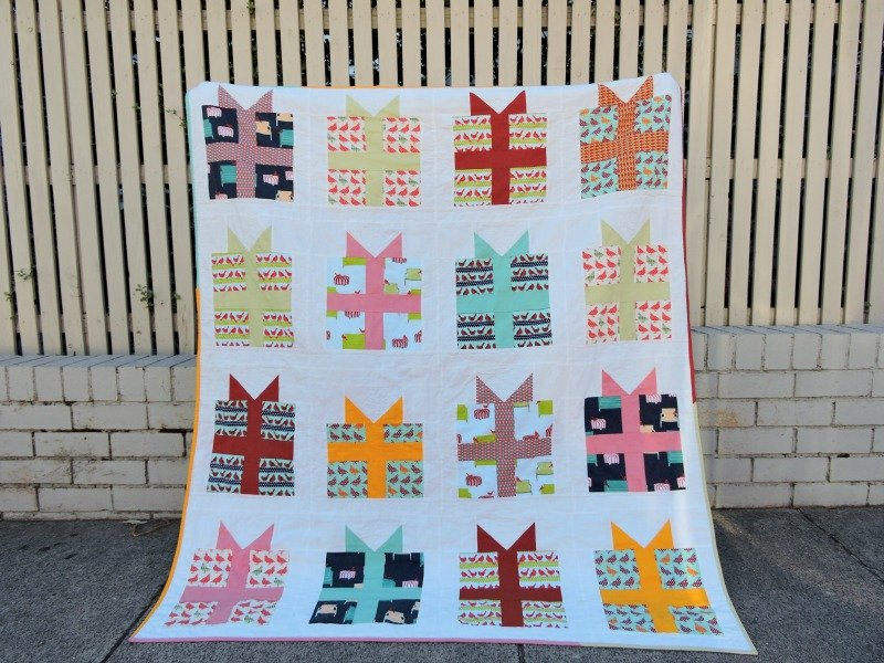 Guest Designer – Alyce of Blossom Heart Quilts