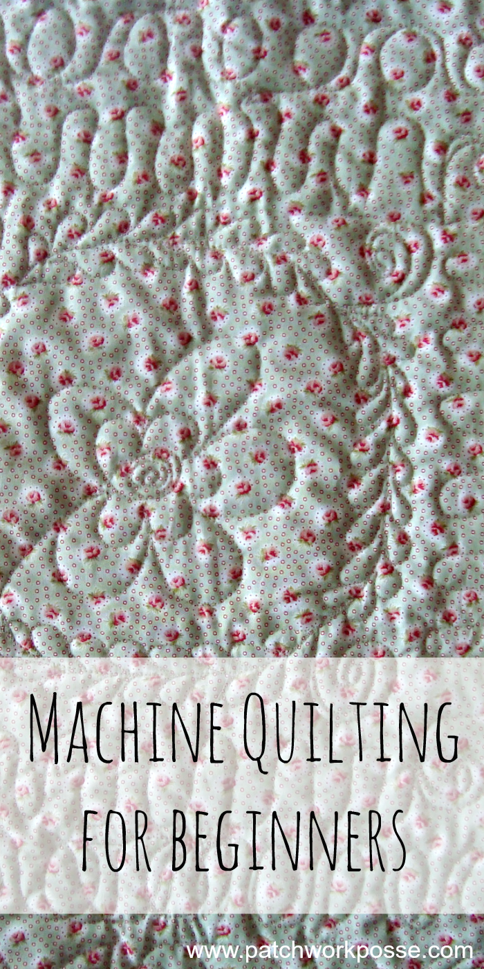 machine for quilting