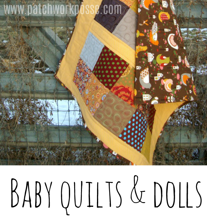 Super Cute Baby Quilts to Make
