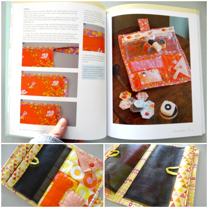 crafty little things book- I really like this project!
