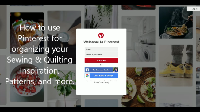 Using Pinterest As Your Quilting Inspiration