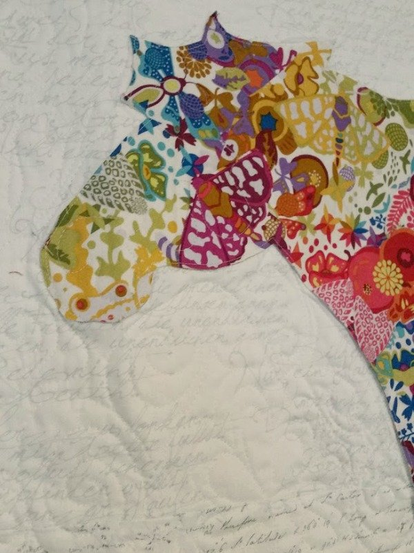 Fabric Collage Quilt – How to Make One