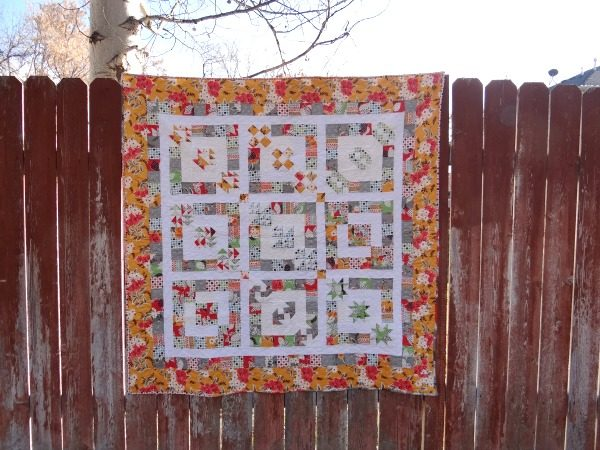 "2018 Block of the Month Three's Company. 60"" square, free quilt along. Swing by monthly for the steps- www.patchworkposse.com"
