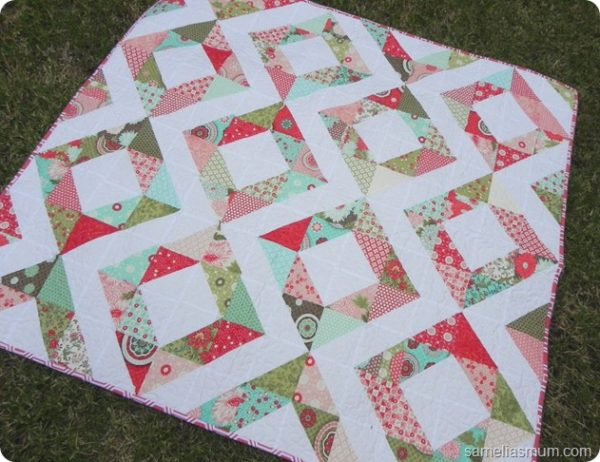 quilt you can cut with the cricut maker
