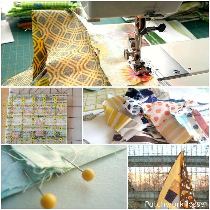 the Round Robin - a weekly collection of new projects, tips, products and quilty chit chat. thanks for reading.