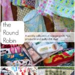 the round robin edition 3 - all about sewing for charities. including links to tutorials and organizations you can sew for