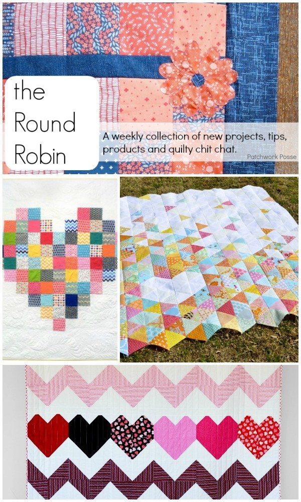the Round Robin Edition 5- For the Love of it