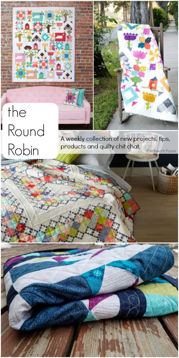 the Round Robin Edition 9 – Quilt Alongs and Block of the Months